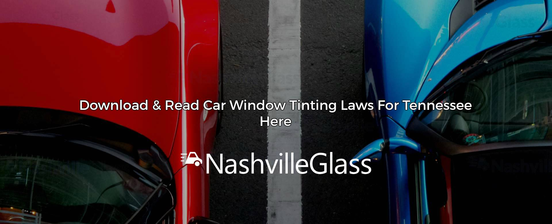 Car Window Tinting Nashville TN